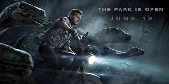 Official Jurassic World Trailer | HD | Jurassic World Plot | Jurassic World Cast | #28