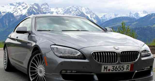 2015 BMW Alpina Germany