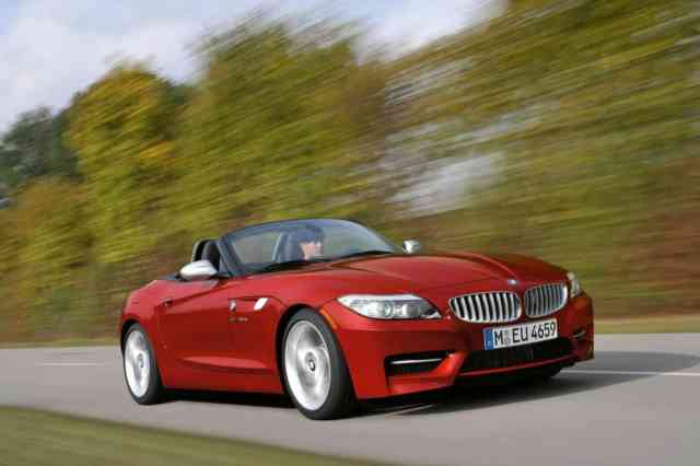 2015 BMW Z2 Red Convertible | BMW HD