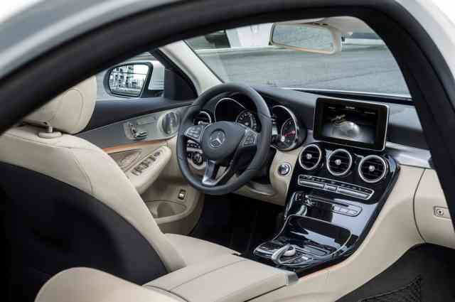 2015 UK Mercedes-Benz C-Class UK
