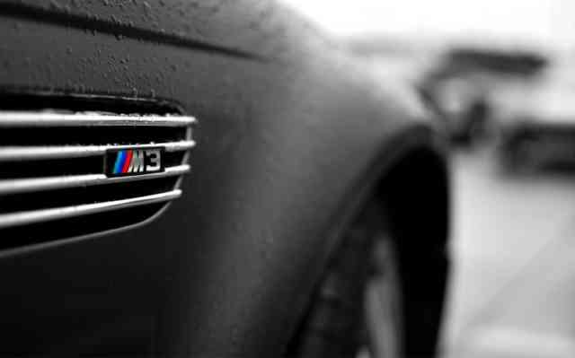 BMW M3 V8 Logo 3D HD Cell Phone | BMW Logo VECTOR | BMW Wallpapers #2