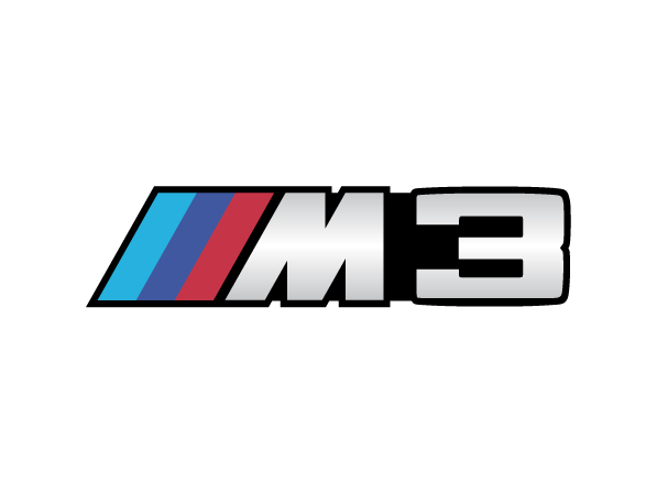 BMW M3 V8 Logo 3D HD Cell Phone | BMW Logo VECTOR | BMW Wallpapers #3