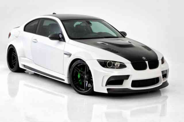 BMW M3 for Cool Dad