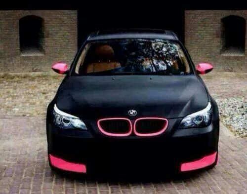 BMW for Cool Girl