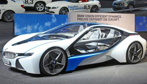 BMW i8 New Model Futur