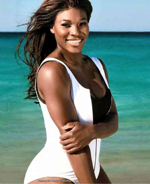 Beautiful Serena Williams Image