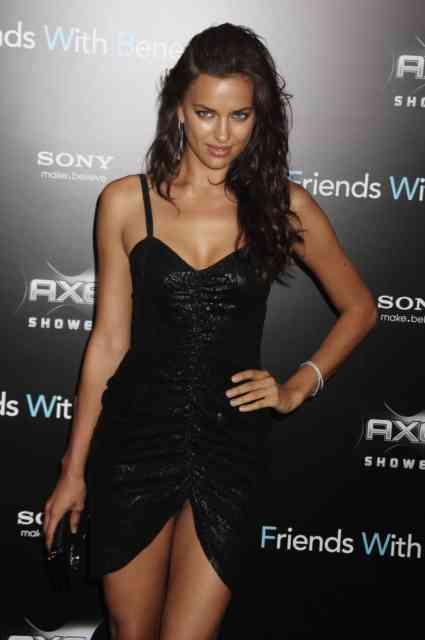 Best Dress Awards Irina Shayk