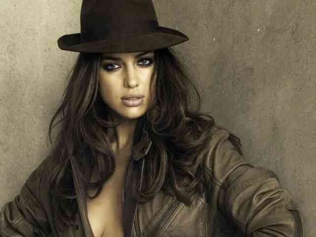 Cowgirl Irina Shayk Magazine Free Hd Wallpapers Images Stock Photos