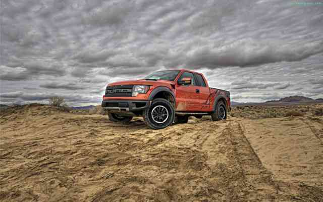 HD Ford Raptor Truck Wallpapers | Pickup Truck