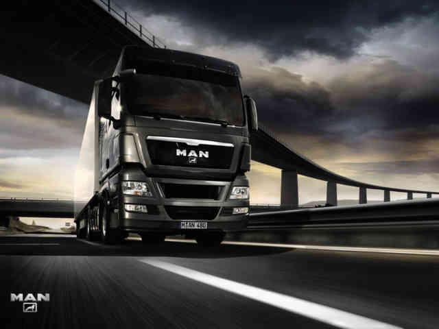 MAN Truck Wallpapers | Pickup Truck