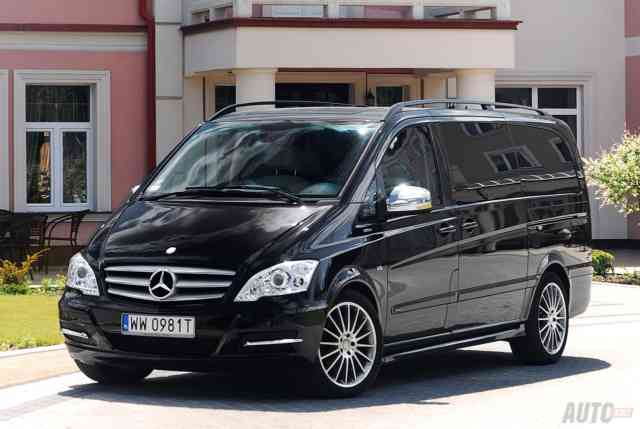 Mercedes Viano Black