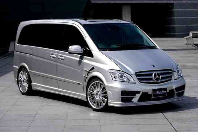 Mercedes Viano  Hot Wheels