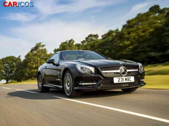 Road test 2015 Mercedes-Benz C-Class UK