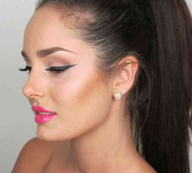 Wonderful Makeup Chloe Morello 2015