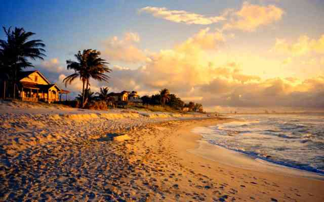 Amazing Sun Cuba Beach HD Wallpapers