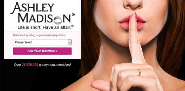 Ashley Madison Hacked Images