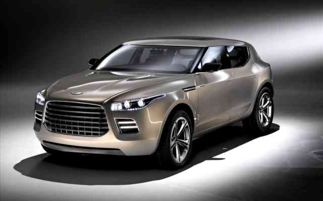 Car Models 2016 Aston Martin Lagonda