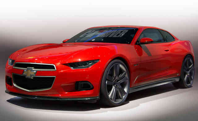 Car Models 2016 Camaro RS