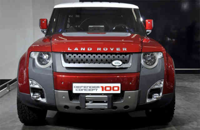 Car Models 2016 Land Rover Defender