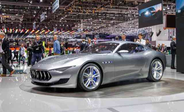 Car Models 2016 Maserati Alfieri