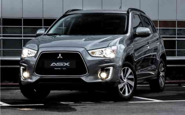 Car Models 2016 Mitsubishi ASX