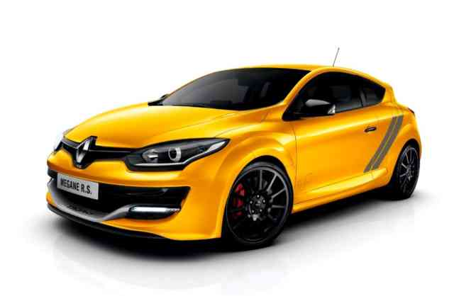 Car Models 2016 Renault Megane RS