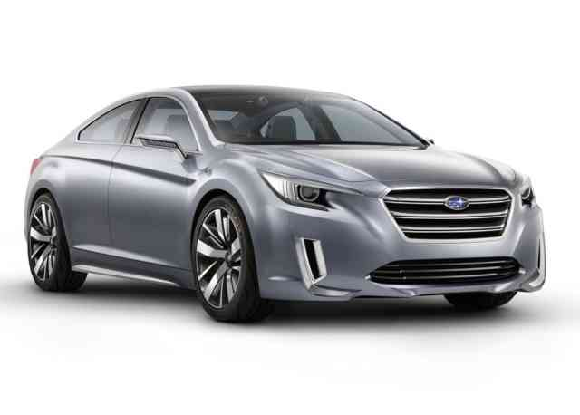 Car Models 2016 Subaru Legacy Turbo GT