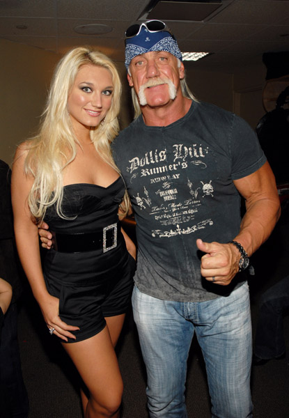 Daughter of Hulk Hogan Wallpapers