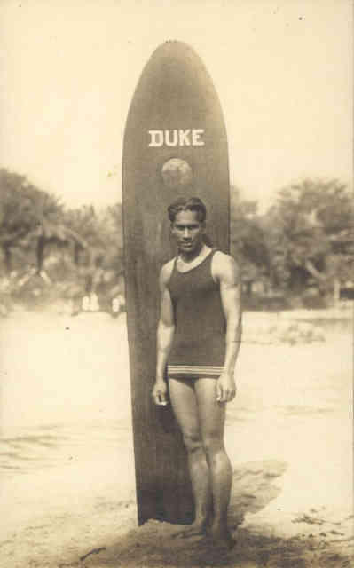 Duke Kahanamoku The Father of Surfing | #3