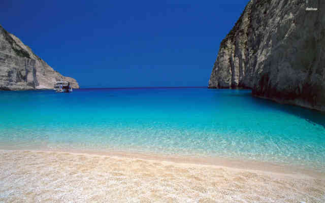 Greece Beach HD Wallpapers