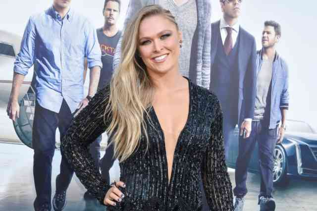 Hot Magazine Ronda Rousey Wallpapers