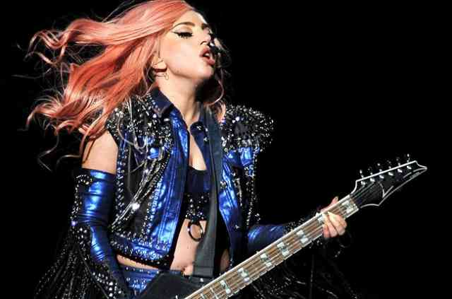 Lady Gaga USA Tour