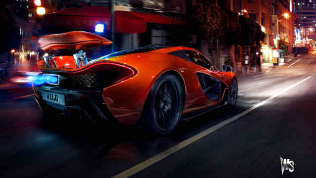 McLaren P1 Wallpapers Ireland