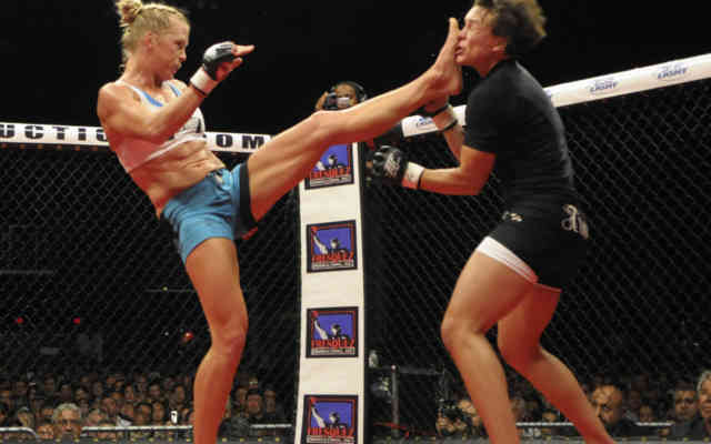 No Chance VS Holly Holm UFC Photos, Images