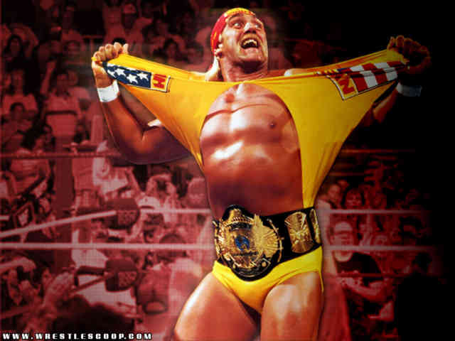 Real Hulk Hogan Wallpapers