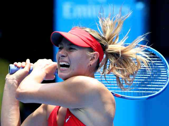 Australian Open Tennis 2015 Funny Face