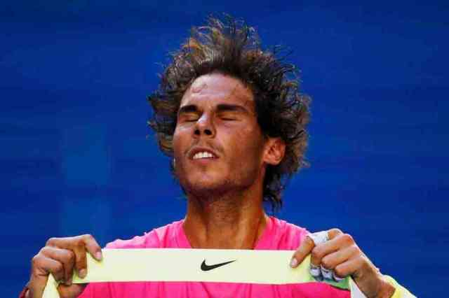 Australian Open Tennis 2015 Rafael NADAL Injuries