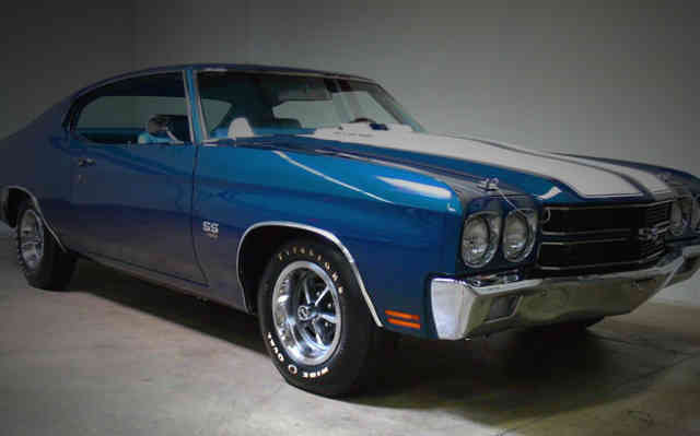 Best Muscle Cars | American Muscle Cars #5