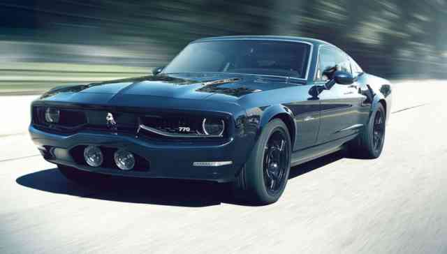 Best Muscle Cars American Muscle Cars Mustang Black Hot Model