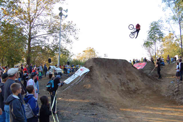 Bill Allen Heroes of Dirt BMX
