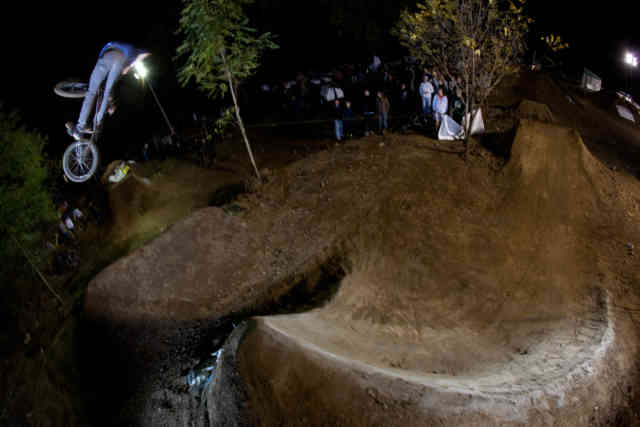 Bill Allen Heroes of Dirt Rest BMX Night Vision