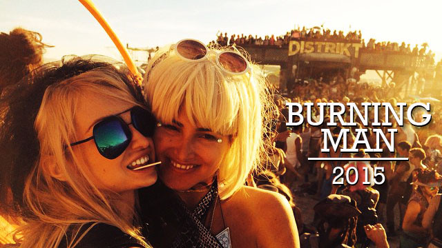 Burning Man 2015 Photos
