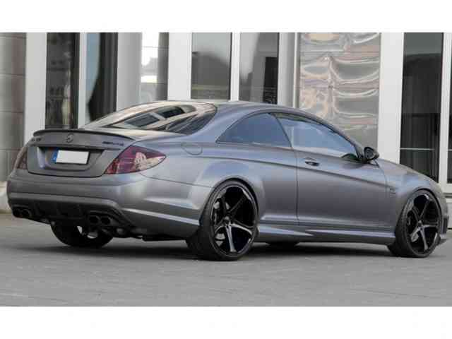CL 65 AMG - Mercedes Photos | #11