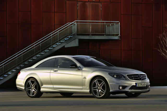 CL 65 AMG - Mercedes Photos | #13