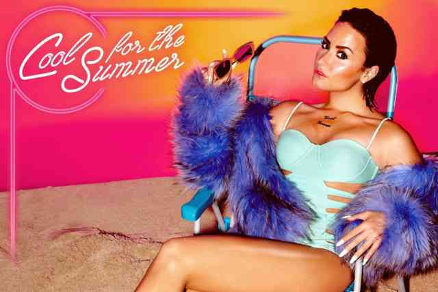 Demi Lovato Cool For The Summer Wallpapers  Video Cip