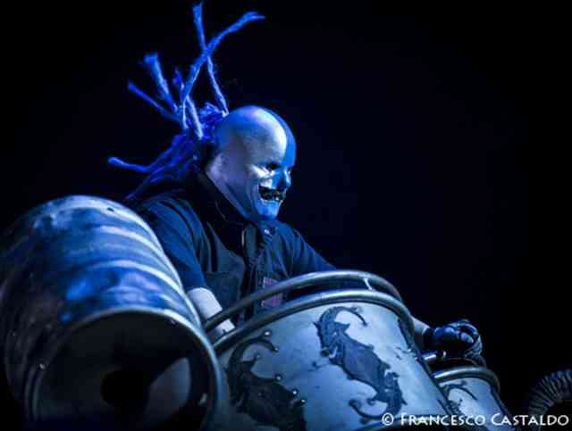 Drummer Clown Slipknot Killpop Video Clip Wallpapers - Desktop