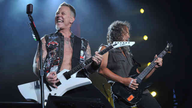 Metallica Show 2015 Photos Live #1