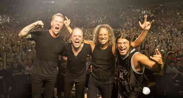 Metallica Show 2015 Photos Live #3
