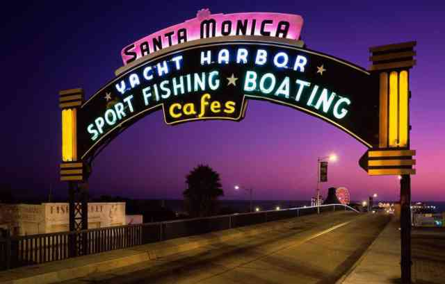 Santa Monica California Sport Fishing Boating | Santa Monica Ca