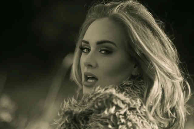 Adele Hello Video clip Photos #2